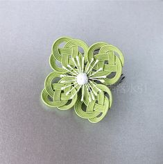 Paper Art, Knots, Diy And Crafts, Bamboo, Silver Rings, Texture, Pattern, Accessories, Jewelry