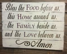 awesome cool awesome Kitchen Sign - Kitchen Decor - Christian Home Decor - Christian Sig... by http://www.coolhome-decor-ideas.top/kitchen-decor-designs/cool-awesome-kitchen-sign-kitchen-decor-christian-home-decor-christian-sig/