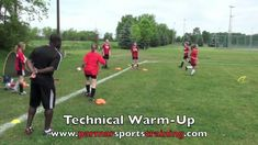 Under 11 & 12 Team Training