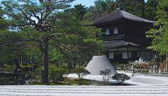 Ginkakuji (Silver Pavilion)  #Kyoto #Japan