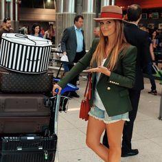 Cristina Ferreira viaja para Milão