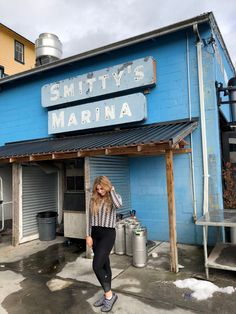 Smitty's Oyster House in Gibsons Landing in B.C.