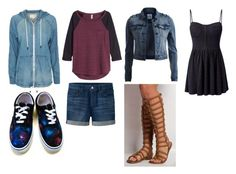 """""""My whole school is here / Going to a movie at night"""" by bubble-843 ❤ liked on Polyvore"""