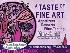 A Taste of Fine Art, Yuma, AZ
