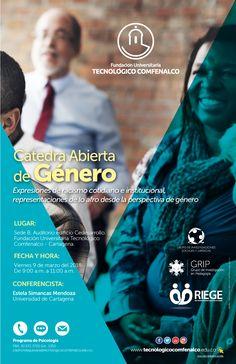 Catedra de Genero 2018 - 1P | Fundación Universitaria Tecnológico Comfenalco - Cartagena