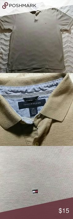 Tommy Hilfiger Polo Gently used Tommy Hilfiger Polo Tommy Hilfiger Shirts Polos