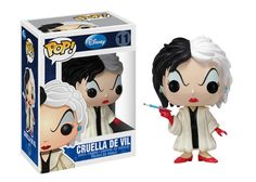 Pop! Disney Series 1: Cruella De Vil | Funko