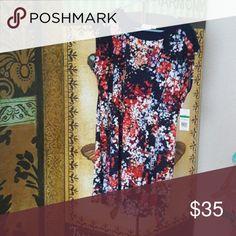 Dress Floral dress Dresses Midi