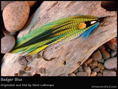 #166 Blue Badger - Steve Labrecque
