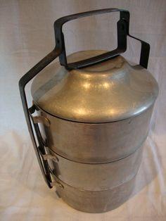 Retró alumínium tejes kanna, 2 literes Fémmunka | Galéria