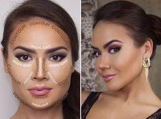 Cómo darle contorno a tu rostro. | Ego Moda & Estilo
