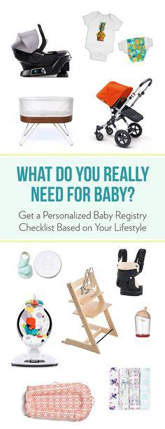 Top Baby Registry Essentials Baby registry, Babies and Blog - baby registry checklists