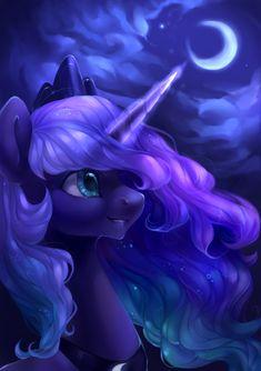 Princess of the Night by ShareDast.deviantart.com on @DeviantArt