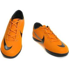 2012 Nike Mercurial Victory III IC 2012 Indoor Soccer Shoes Orange Black0 3ef76ae46eb00