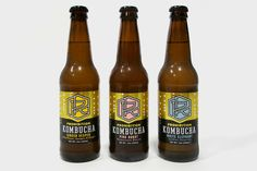 Prohibition Kombuchais the latest craft brew to come out of  Minneapolis-St. Paul's but isn't made from barley and hops.