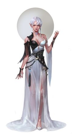 Fantasy art character inspiration female elf ideas for 2019 Fantasy Women, Dark Fantasy Art, Fantasy Girl, Fantasy Artwork, Female Character Design, Character Design Inspiration, Character Art, Character Portraits, Character Outfits