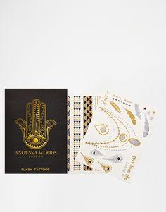 Image 1 - Anouska London Jewellery - Tatouage temporaires pour le corps
