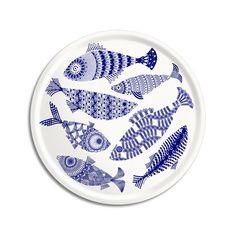 Alabasta Round Fish Tray - Large from www.illustratedliving.co.uk