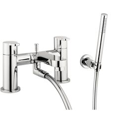 Central bath shower mixer with kit £459