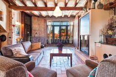 Fotos de Can Pinyol - Casa rural en La Cirera (Tarragona) http://www.escapadarural.com/casa-rural/tarragona/can-pinyol/fotos#p=554b383fe6717