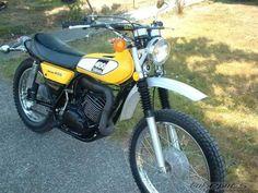 1976 Yamaha DT-400 Enduro