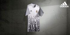 Presentada la camiseta pre-partido del Real Madrid 2016