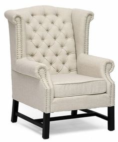 wing chairs....<3