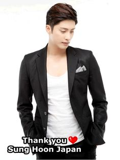 Mire photos & videos pls go to Sung Hoon International Fanpage:   https://www.facebook.com/SungHoonBang.FanPage