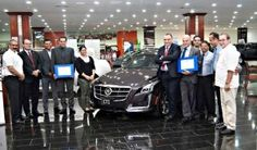 #Mannai_Auto_Group – Fleet Division registers best-ever sales figures in 2013