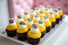 Celebrate your favorite Boston teams with SWEET! We offer Bruins, Patriots, and Red Sox cupcakes year-round! Order yours now at www.sweetcupcakes.com !