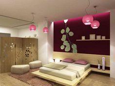 Moderne Und Interessante Erwachsenen Schlafzimmer Dekoration