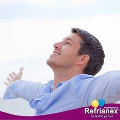 Refrianex Comprimidos Día. Elimina la congestión nasal, de manera rápida, sostenida y por tiempo prolongado.  Con Refrianex Comprimidos Día y Noche ¡tu resfrío ya fue! #SaludyBienestarBagó #Refrianex
