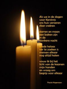 Gedicht 4e advent