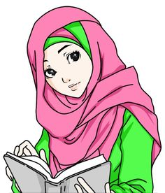 69 Best Anime Islamic Images Muslim Girls Hijab Drawing Islam Muslim