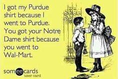 Boiler up!! #Purdue #NotreDame