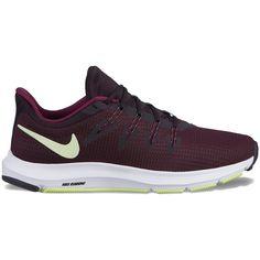 Nike Quest Women S Running Shoes Size 8 5 Dark Red Nike Shoes Size Chart Running Women Walking In High Heels