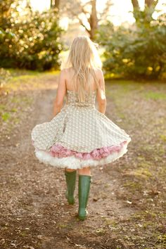 Festival Fashion. Gorgeous Doris Designs Petticoats - buy online at www.dorisdesigns.co.uk With over 36 meters of soft nylon, they are full of bounce and super soft against your skin.