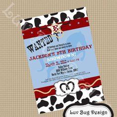 CJ party invites