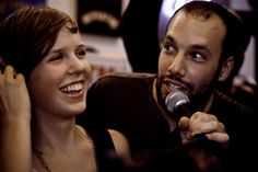 Obsessed with Jack Conte and Nataly Dawn of Pomplamoose.