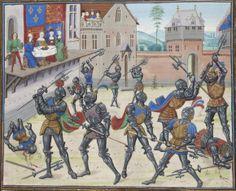 1455. L'istoire de Olivier de Castille et de Artus d'Algarbe, son treschier amy et loial compaignon.