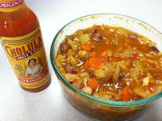 Lonna's Everything Vegan Detox Soup
