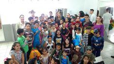 <p>Chihuahua, Chih.- La presidenta Municipal, Maru Campos Galván acudió al centro comunitario de la colonia Sahuaros.</p>  <p><br