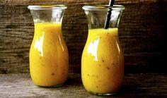 Cape Fruit - Mango Smoothie mit Ingwer & Kurkuma