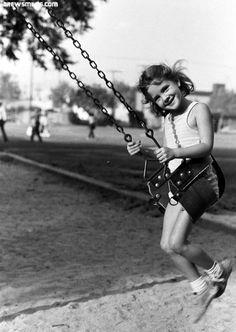 Drew Barrymore ~ 1981