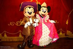 WDW Oct 2011 - Meeting Pirate Mickey and Princess Minnie | by PeterPanFan