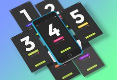 Free iPhone Mockup • Everything is isloated and includes different options • This pack created for professional web-, app-, UI-designers • It's a great way to make a beautiful presentation of your UI-work, for both personal and commercial work • Pack consists of a two parts. Premade compositions and three scene generators based on different angles • 3 Scene Generators also available, allows you to create unlimited unique compositions - Topview, Perspective, Frontview • Lstore.graphics