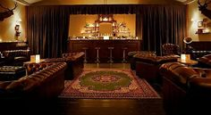 The Elk Room at The Everleigh