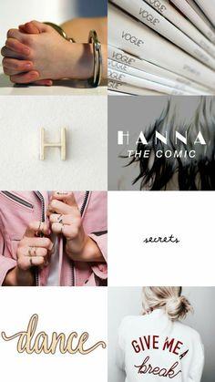 Hanna Marin ❤️ the comic Hanna Marin, Pll Logic, Pll Memes, Preety Little Liars, Janel Parrish, Aesthetic Women, Girl Meets World, Ashley Benson, Travel Design