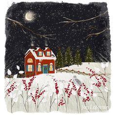 Snowy Owl by Joy Laforme