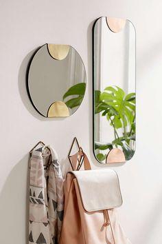 Tab Rectangle Mirror